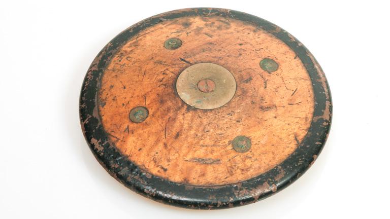 Ancient discus sport